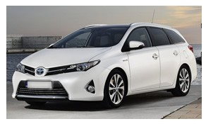 New Toyota Auris Sport Debuts