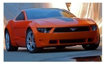 New 2014 Ford Mustang