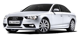New Audi A4 Se Technik