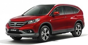 New Honda CR-V 1.6 i-Dtec