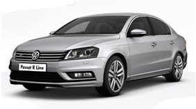 New VW Passat R-Line