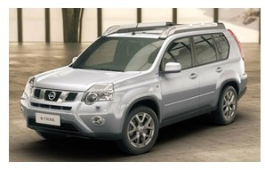 New 2014 Nissan X-Trail