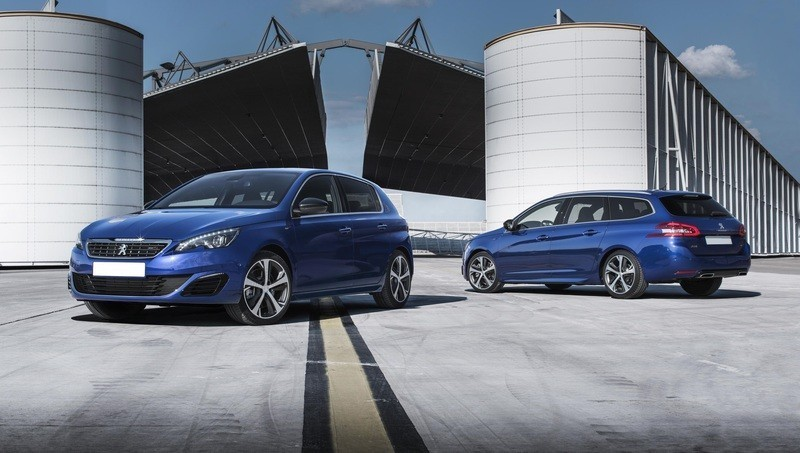 Peugeot 308 and 308 sw image
