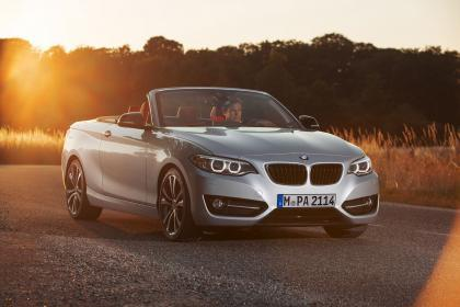 BMW Convertible Front