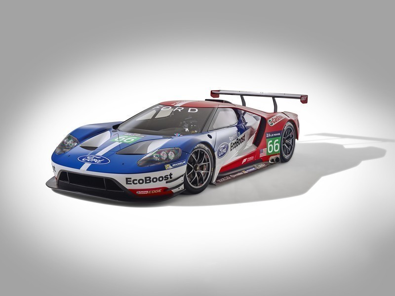 Le Mans Ford GT