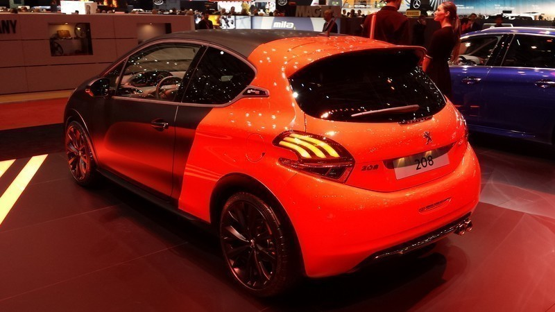 New 2015 Peugeot 208 release, spec and pics