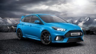 New 2015 Ford Focus RS