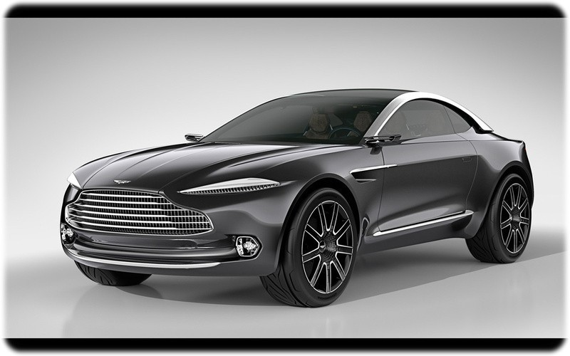 New Car Aston Martin DBX